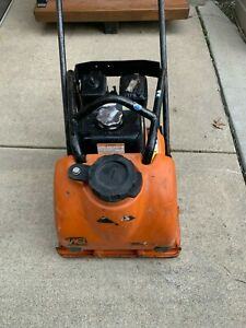 Multiquip Mikasa Plate Compactor Mvc 88vthw low Hours