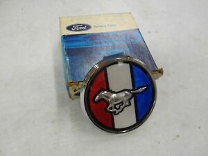 Hood Ornament 1979 81 Ford Mustang Nos
