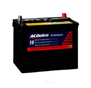 Battery Red Right Acdelco Pro 24p