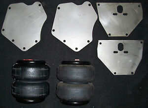 1963 1987 Chevy Gmc Truck C 10 20 30 Front Air Ride Kit Mounting Brackets Only