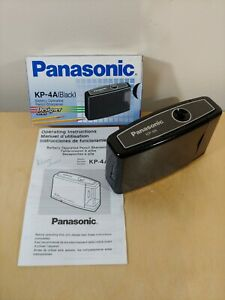 Vtg Panasonic Kp 4a Pencil Sharpener Battery Operated W Original Box