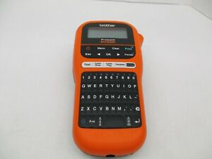 Brother P touch Edge Pt e105 Handheld Electric Label Maker