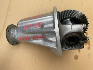 Toyota Starlet Kp60 Kp61 1983 85 Model Differencial Used Ratio 3 909