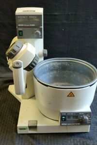 Buchi R 205 Rotary Evaporator Rotavapor W B 490 Heating Bath Tested Working