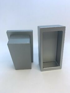 2x4 Pre Press Mold Made Of Food Grade Anodized Aluminum