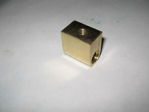 Logan Lathe Model 820 cross Slide Nut