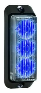 New Whelen Tir3 Blue Vertical Tir Series Super led Tir3b Warranted 10 2023