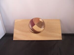 Hand Made Wood Gear Shift Knob