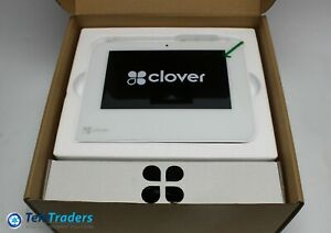 Clover Mini C300 Counter Top Pos Wifi Credit Card Terminal 1yj3uzz000g Open Box