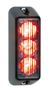 New Whelen Tir3 Red Vertical Tir Series Super led Warranted 11 2023