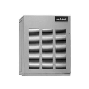 Ice o matic Gem0956a 1 053 Lb Pearl Ice Air Cooled Ice Machine