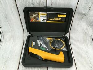 Fluke 561 Hvac Pro Infrared And Contact Thermometer