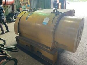 Kato Generator End Model 1050kw En9d 1200 Rpm 600 Volt 7pf Double Bearing