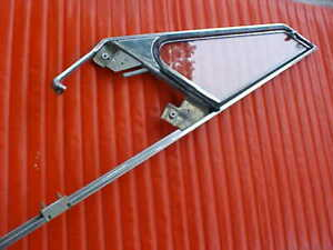 Studebaker Hawk Left Door Vent Window Assembly 1953 1964