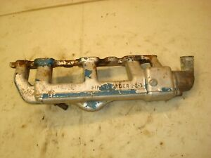 1976 Ford 3600 Tractor Intake Manifold