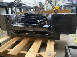 Haas Tr 160 5 Axis Rotary Table Trunnion