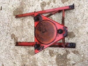Chevy Truck Spare Tire Carrier Rack Step Side From 1957 Truck May Fit Other