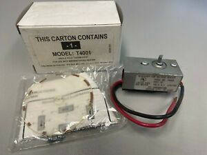 Nos Tpi Corp Model T4001 Single Pole Thermostat Use With Mw 4000 Series Heater