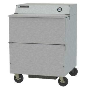 Beverage Air Smf34hc 1 s 34 In S s Forced Air Milk Cooler
