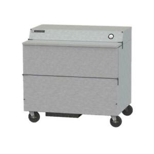 Beverage Air Smf49hc 1 s 49 In S s Forced Air Milk Cooler