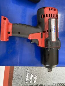 Snap On Cordless Impact Wrench Ct8850o Body And Cover With Battery