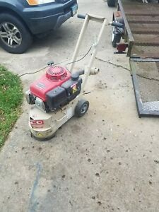 2014 Edco Tg 10 11h 10 Turbo Concrete Floor Grinder Magnetic Plate Chose Of 3