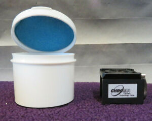 Chroma Technology 405 83000 Fluorescence Microscope Filter Used