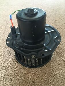 Vintage Chevy Heater Blower Motor 5044555 Delco Date 10 65 Chevelle Impala