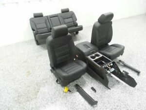 16 18 Sierra Denali 1500 Leather Seats Crew Cab Leather Seat Set 523944