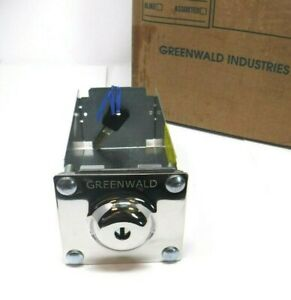 Greenwald Commercial Washer Dryer Coin Box Key Code K0298 new