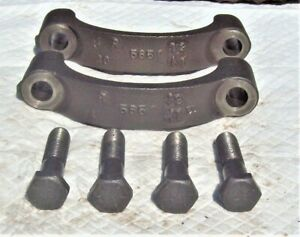 Dana 60 Differential Bearing Caps And Bolts ford Gm Dodge All Dana 60 Axles Look