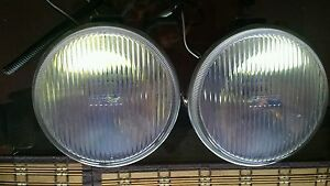 Piaa 5291 520 Rare Fog Lamp Light With Chrome Back Housing