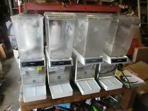 4 Used Jet Spray Js7 Refrigerated Beverage Machines By Cornelius Working Cond