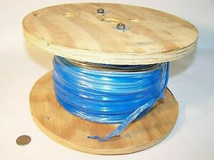 New 250 13lbs Spool Mg High Temp Nickel Plated Mica Glass 14awg Wire l13 22