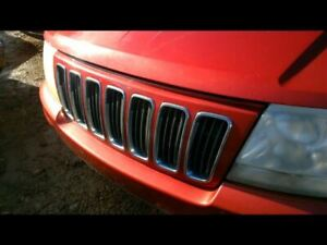 Grille Chrome Fits 99 03 Grand Cherokee 483878