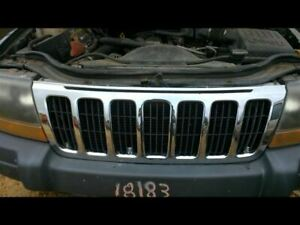 Grille Chrome Fits 99 03 Grand Cherokee 469130