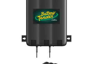 Battery Tender 2 bank Charger 12v 1 25 Amp Battery Charger With 2 Charging