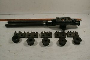 Vintage Makk Adjustable Stock And Dies Set 1 8 1