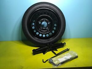 Spare Tire With Jack Kit 15 Inch Fits 2016 2017 2018 Hyundai Elantra
