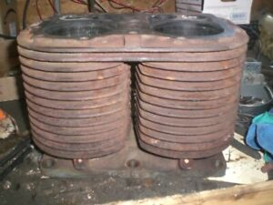 Wisconsin Vg4d Cylinder Jug And Pistons