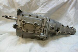 1963 Corvette Borg Warner T10 Four Speed Transmission Rebuilt