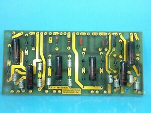 Tektronix 576 Curve Tracer Lv Rectifiers Circuit Board 670 1021 00 Assy