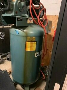 Curtis toledo 5vt8 a3 80 gallon Air Compressor woodworking Machinery