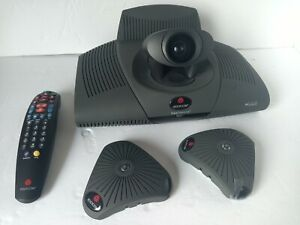 Polycom Viewstation Pn4 14xx Video Conferencing Webcam Tested