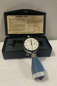 Fowler Bore Diameter Gage 90 127 53 785 200 With Fitted Case
