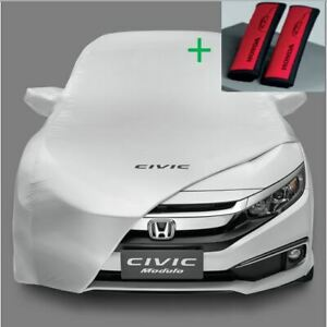 16 17 18 19 2020 X Fc Honda Civic Car Covers Full Body Genuine 08p34 Belt Pad