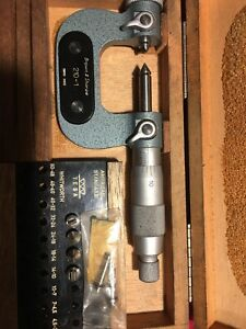 Brown And Sharpe Micrometer No 210 1