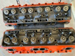Camaro Z28 1969 70 3927186 Refurbished Hi Perform Heads 2 02 1 60 302 350