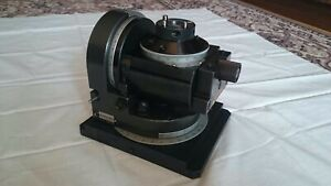 System 3r 321 45 Dividing indexing Head Rotary Table