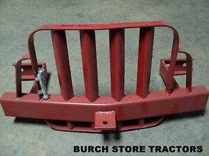 New Massey Ferguson 50 Or 60 Tractor Front Bumper Usa Made